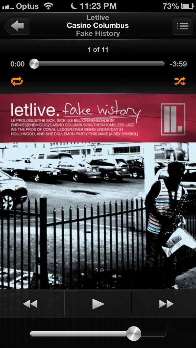 Letlive - Fake History