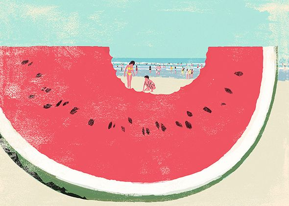 Le illustrazioni di Tatsuro Kiuki   PICAME