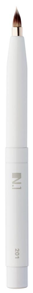 Плоская кисть с заострённым кончиком из мягкого синтетического ворса таклон легко скользит по коже, не раздражая её, идеальна для нанесения помады и создания безупречного контура губ, легко очищается, складной корпус защищает ворс от повреждений и загрязнений. #ПарфюмерияИнтернетМагазин #ПарфюмерияИКосметика #ПарфюмерияЮа #КупитьДухи #КупитьПарфюмерию #ЖенскийПарфюм #ОригинальнаяПарфюмерия #СелективнаяПарфюмерия #НовинкиПарфюмерии #МейкапПарфюмерия #ПарфюмерияОптом #КосметикаМагазин #Ж...