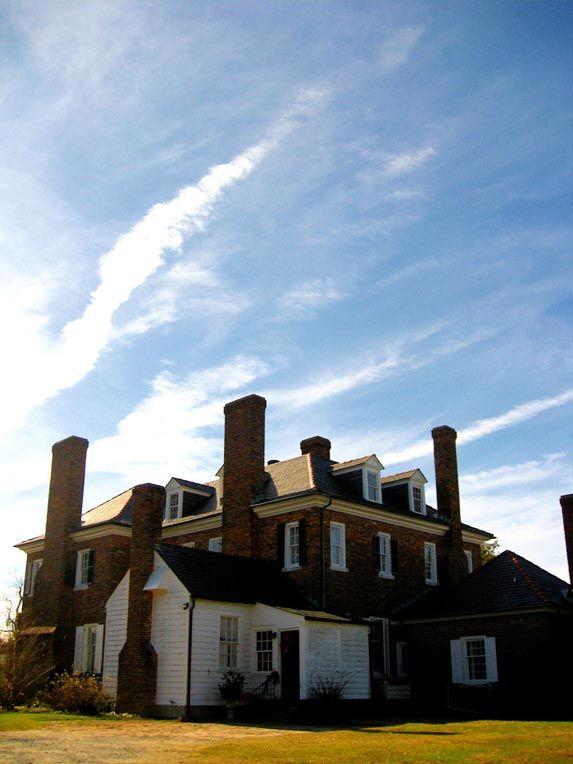 Abandoned Plantations in the South | Boone Hall Plantation House 2009 - Charleston County, South Carolina