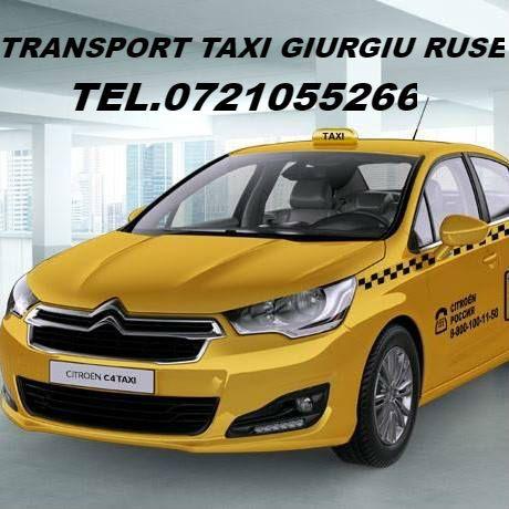 Taxi Giurgiu Ruse Tel.0721055266