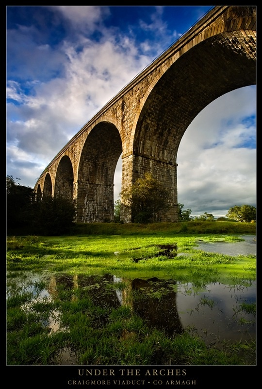 Under The Arches - Bessbrook, Armagh, Northern Ireland