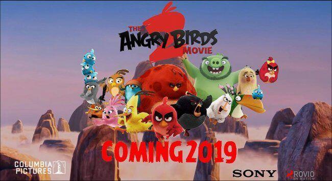 Pelicula Angry Birds 2 La Pelicula 2019 Ver Y Descargar Desde Google Drive Angry Birds Movie Angry Birds Download Movies