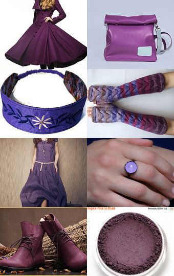 Purple beauty... by Dafni on Etsy--Pinned with TreasuryPin.com