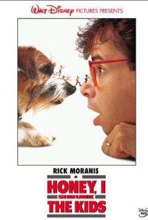 Honey, I Shrunk the Kids - Nice family film. (6/10)