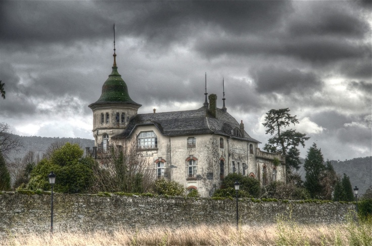 Villa Excélsior. Luarca, Spain