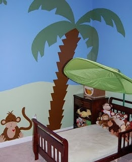 Boy Monkey Room