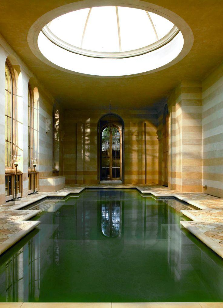 Anouska Hempel Design. Interior Pool, Holland Park