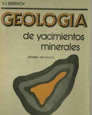 Geología Venezolana: Geología de Yacimientos Minerales