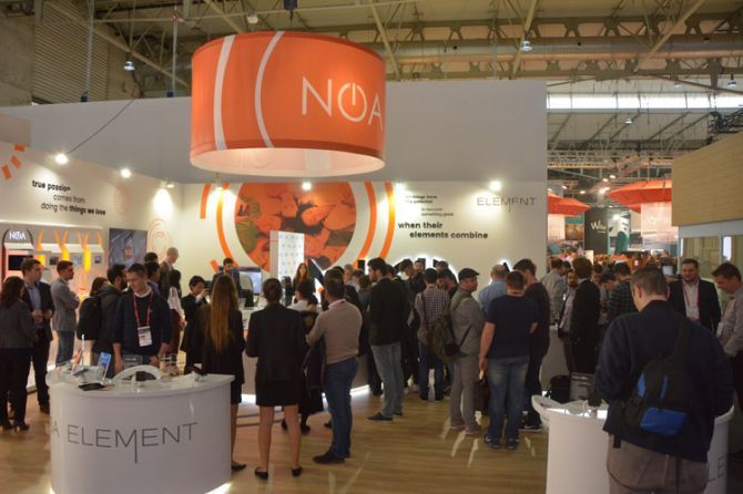 MWC 2017: Hangar 18 predstavio Noa pametne telefone u Barceloni