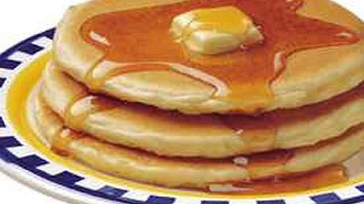 Nothing beats the taste of buttermilk in pancakes.  Top these all-time favorite pancakes with maple syrup, fresh fruit or your favorite jam.