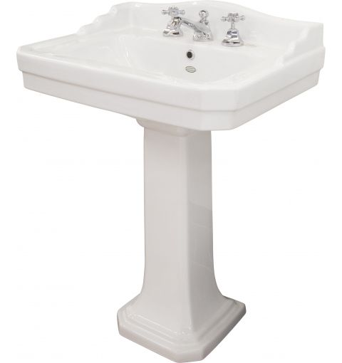 ... Pedestal Sinks on Pinterest Traditional, Shops and Basin sink