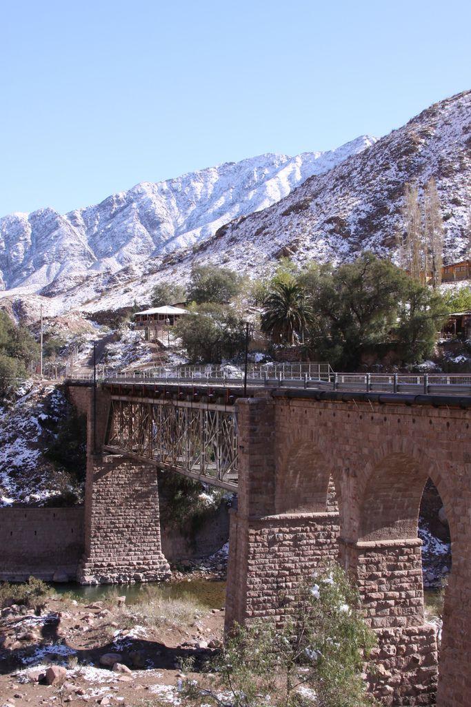 Puente De Cacheuta, Mendoza, Arngentina