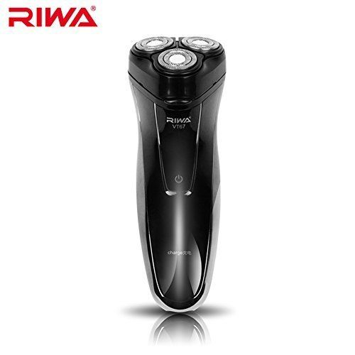 The Riwa VT67provides a effective dry or wet shave while protecting the skin – especially on hard-to-achieve areas such as the neck. Triple Independent Precision shaving heads tackle the more hairs along with the shortest stubble. The shaver heads adjusts towards the face's every ...