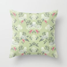 Maria Sofia Throw Pillow from Formstigen 2A.