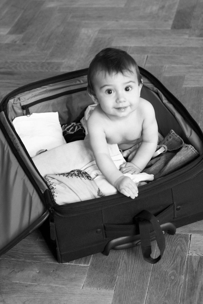 Traveling with a 9 Month Old: What to Pack   bethstedman.com