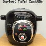 A Tefal Cook4me #review and a recipe for an easy bacon & leek risotto!