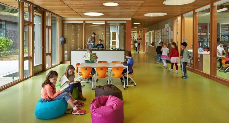 Elementary School - Teaching Space