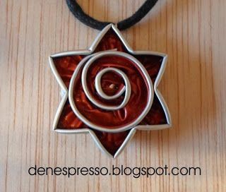 denespresso: collar estrella
