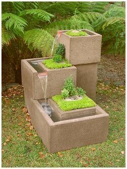 38 Best Patio Fountains Images On Pinterest Garden
