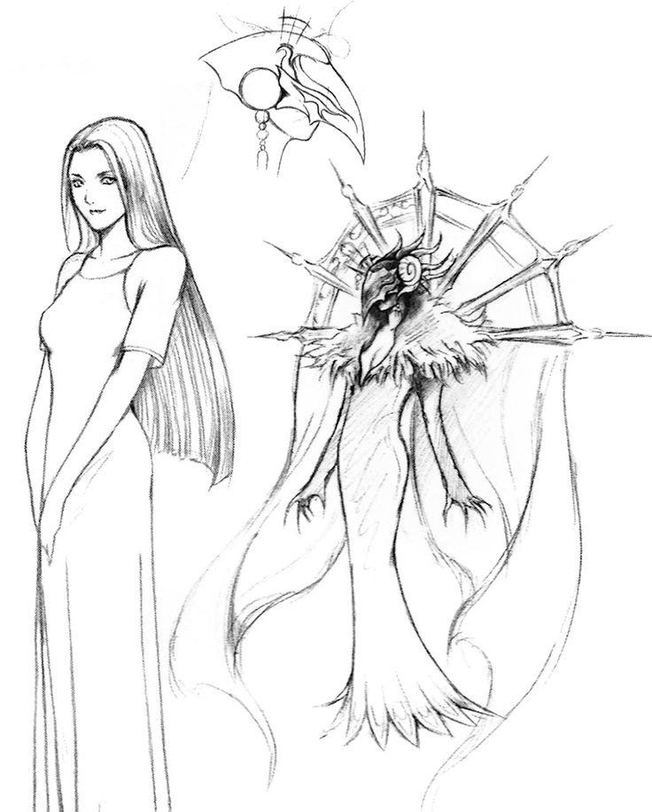 Final Fantasy VIII: Edea Kramer