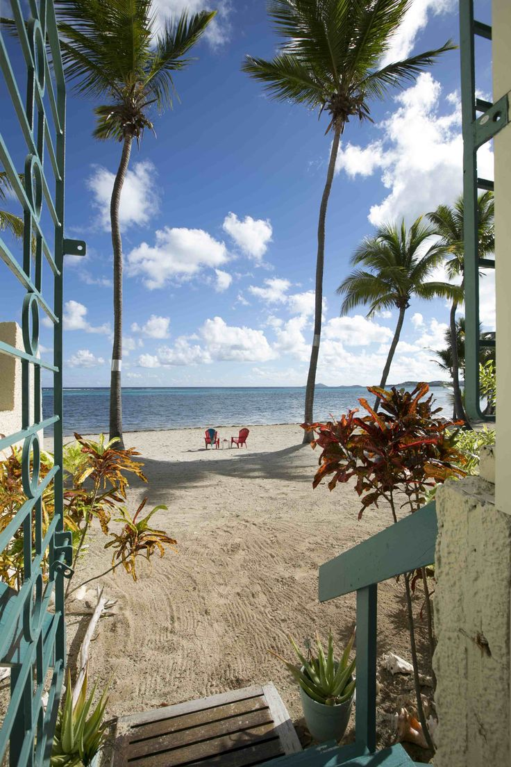 Direct Oceanfront condo hotel rooms available on St Croix at Sugar Beach!