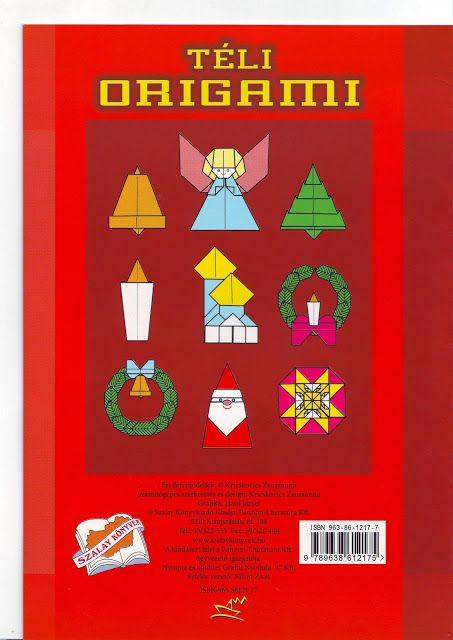 Téli origami - Zsuzsi tanitoneni - Picasa Webalbumok
