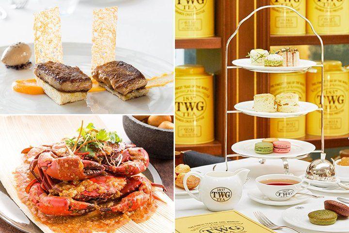 世界各国から多民族が集まるシンガポール。中国料理はもちろん、スパイシーなインド料理、ココナツとスパイスをたっぷり使うマレー料理やプラナカン料理……。様々な民族の食文化がミックスされたシンガポールのグルメ。美食の国と言われるのもうなずけます。 ローカル料理から3段トレイのアフタヌーンティまで。今回は、シンガポールを旅したら必ず食べたいグルメとおすすめレストランを厳選してご紹介します。