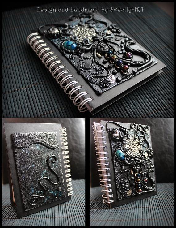 Cuaderno en Porcelana Fria