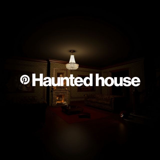 Feeling brave? Explore the Pinterest Haunted House to find killer ideas in every room. #PinterestHauntedHouse