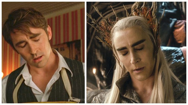 Thranduil your Ned is showing:)