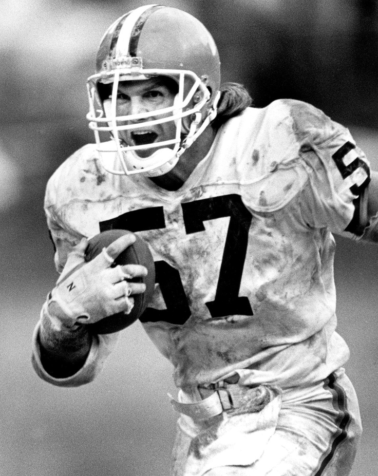 Clay Matthews, Jr. - Four-time Pro Bowl Linebacker for the Cleveland Browns from 1978-1993.