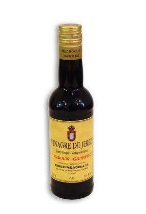Vinegar : Sherry Vinegar Gran Gusto/ Vinagre de Jerez