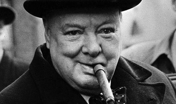 Winston Churchill loved smoking cigars. Like, really loved it.