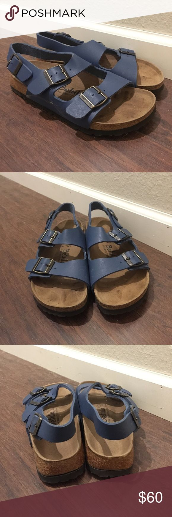 Birkenstock Betula Sandals Birkenstock Betula Sandals size 38 Birkenstock Shoes Sandals
