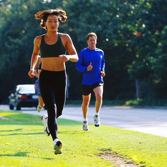 Running Workout: Outdoor Speed Play  - www.fitsugar.com