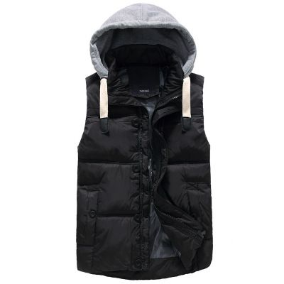 Cheap jackets cheap, Buy Quality jacket army directly from China vest fleece Suppliers: The new men's ultralight casual jacket thin comfortable and warm white duck down jacket vest mens winter outerwear blue/