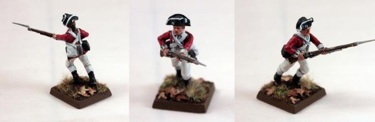 The Weasel's Page of Miniature Painting: AWI British Marines Test Figure
