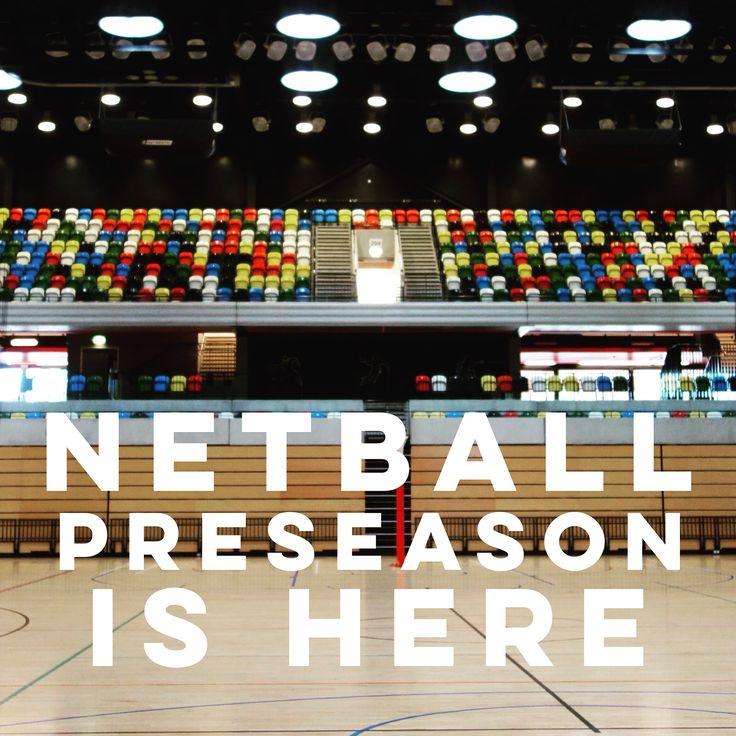 Netball Preseason