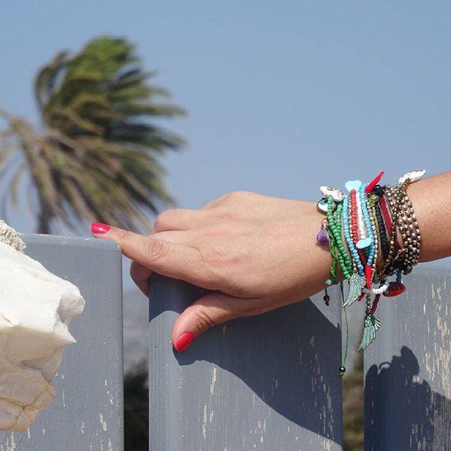 Frolic Stones... bohemian bracelets