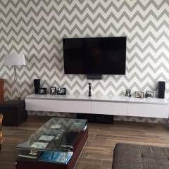 Encuentra aquí las mejores ideas para salas multimedia de estilo moderno. 4931 fotos de salas multimedia de estilo moderno te servirán de inspiración para la casa de tus sueños.