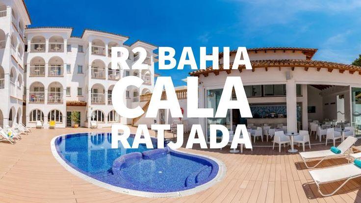 Hotel R2 Bahia Cala Ratjada en Cala Ratjada, Mallorca, España. Visita R2...