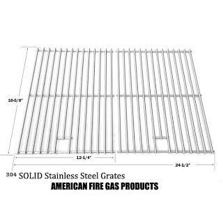 Grillpartszone- Grill Parts Store Canada - Get BBQ Parts, Grill Parts Canada: Broil King Cooking Grid | Replacement 2 Pack Stain...