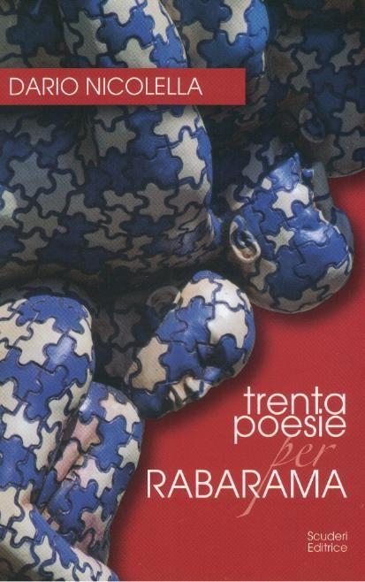 """Riconoscimento per lo scrittore-medico Dario Nicolella per il libro """"Trenta poesie per Rabarama"""""""