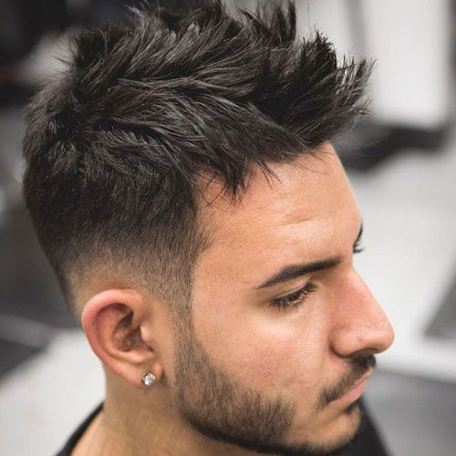 59 Best Faux Hawk Hairstyle Images On Pinterest: 17 Best Ideas About Men's Faux Hawk On Pinterest