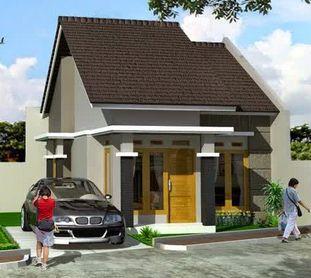 Desain Rumah Minimalis Idaman Satu Lantai