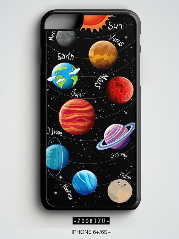 space iphone 6 case solar system iphone 5s case science by. Black Bedroom Furniture Sets. Home Design Ideas