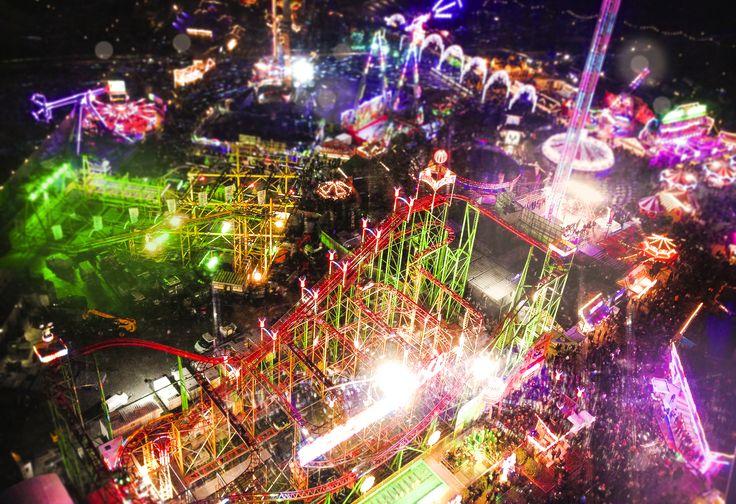Se ami il Natale devi fare un salto a #Londra e visitare il Winter Wonderland di Hyde Park!