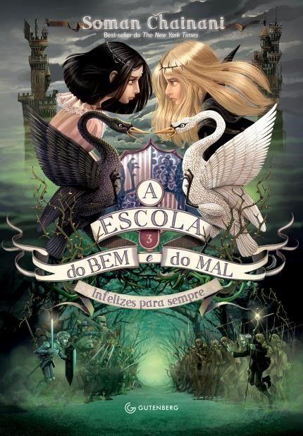 A Escola do Bem e do Mal - Vol. 3
