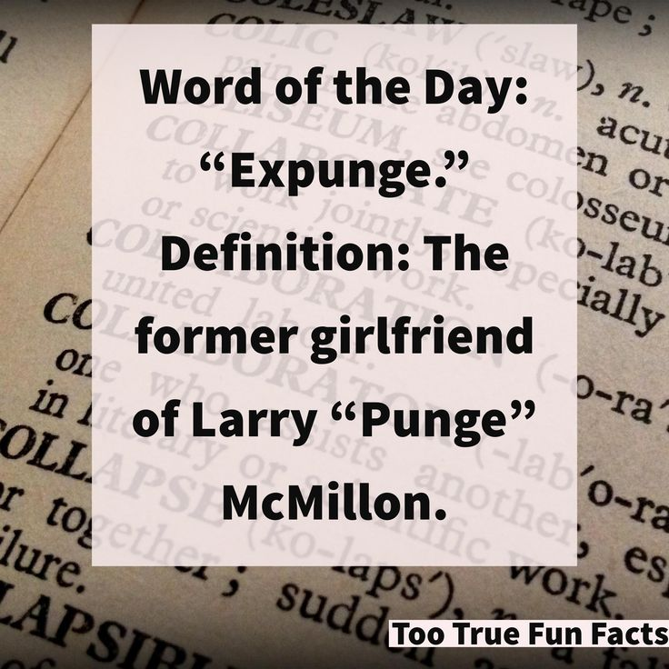 Word of the Day for January 28.  Too True Fun Facts is your Pinterest source for fun fact parody and satire. Comedy in the finest tradition.  Instagram: @tootruefunfacts